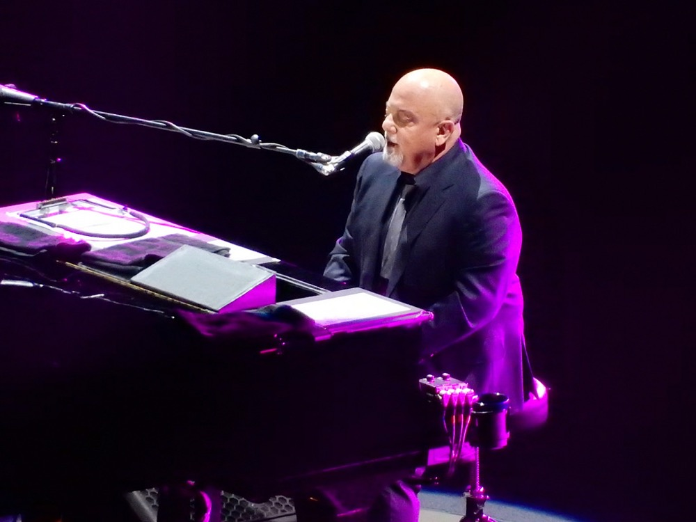 Billy Joel still doesn't know who started the fire. (slgckgc/Flickr)