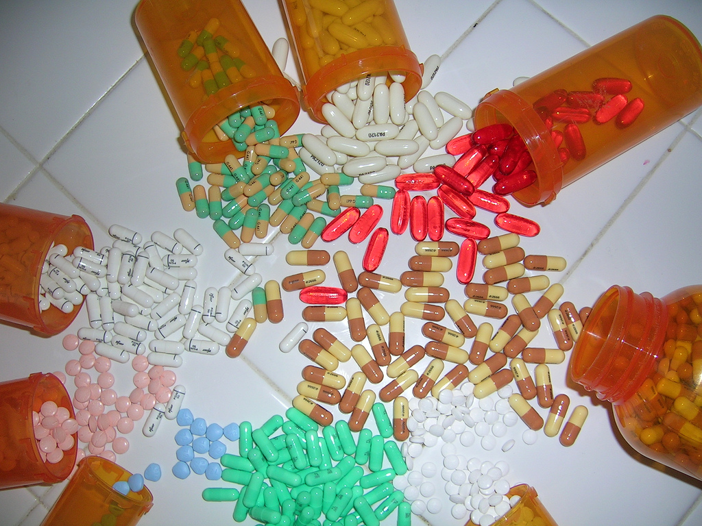 The DEA introduced Drug Take Back Day to educate about prescription drug abuse. (Neur0nz/Flickr)