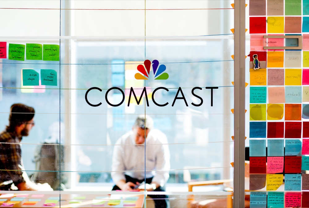 General views at the Comcast Center seen Monday  October 19, 2015 in Philadelphia. (Courtesy of Comcast)