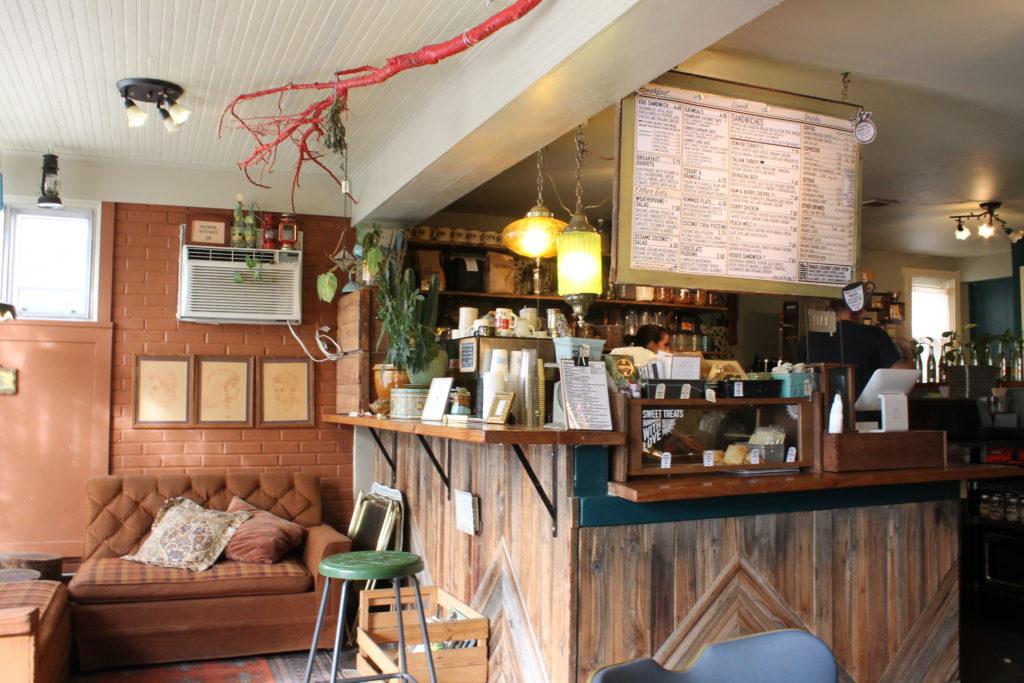 Weathervane Café. (Ashley Dean/Denverite)