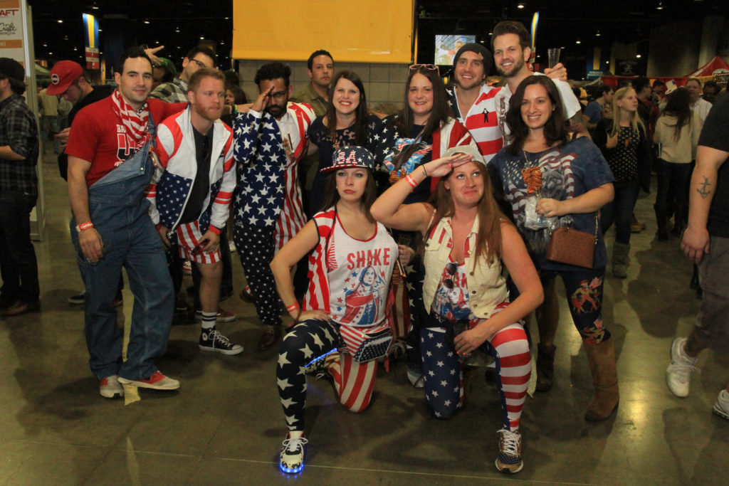 Great American Beer Festival, Oct. 7, 2016. (Stephanie Snyder/Denverite)
