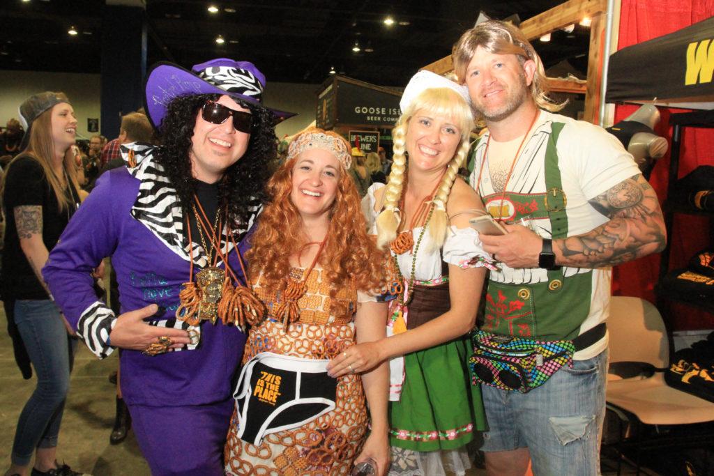 Great American Beer Festival, Oct. 8, 2016. (Stephanie Snyder/Denverite)