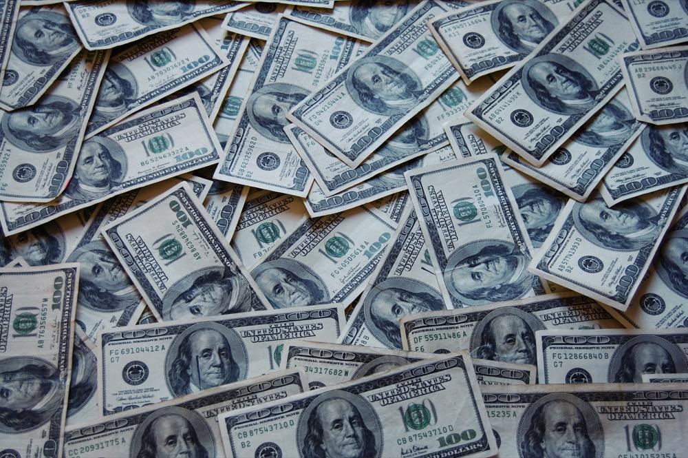 Cash. (Jericho/Wikimedia Commons)