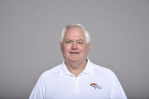 This is a 2015 photo of Wade Phillips of the Denver Broncos NFL football team. This image reflects the Denver Broncos active roster as of June 8, 2015  when this image was taken. (AP Photo)