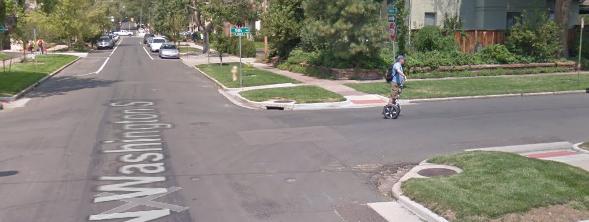 Denouement. Street View middle finger saga.