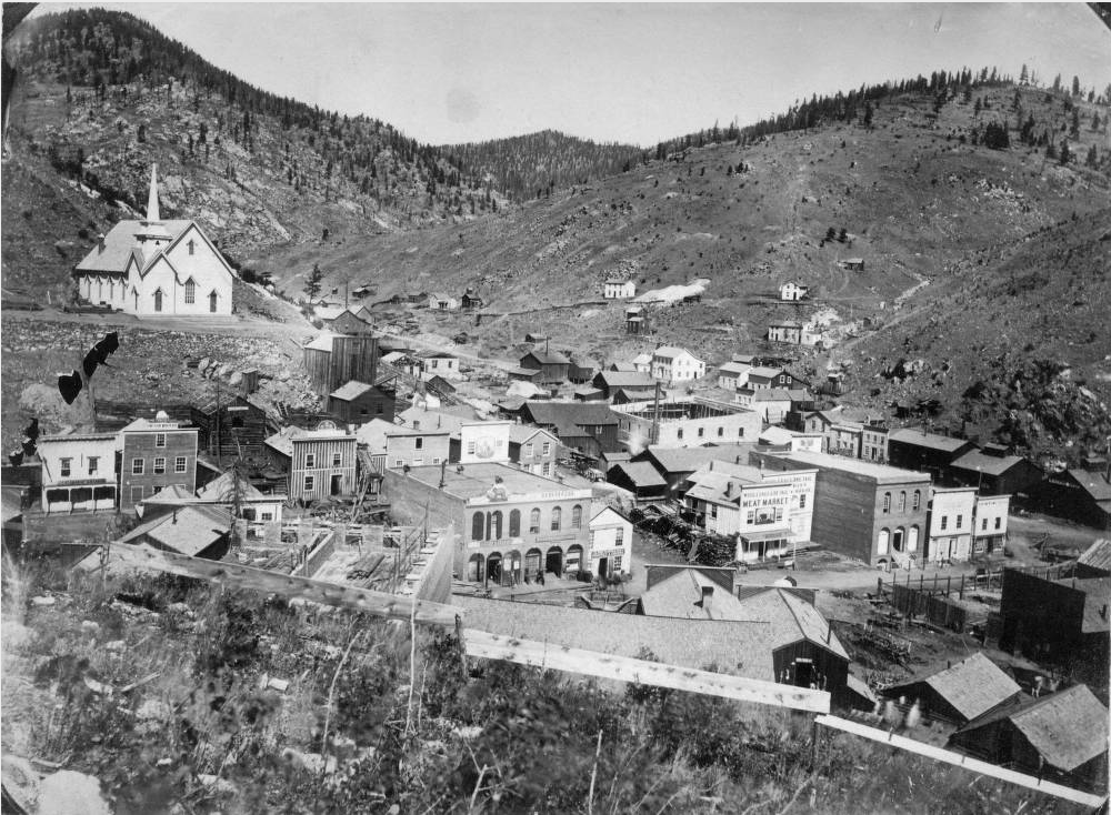 Black Hawk circa 1864, photographed by George D. Wakely. (Denver Public Library/History Coloardo/CHS.X4770)