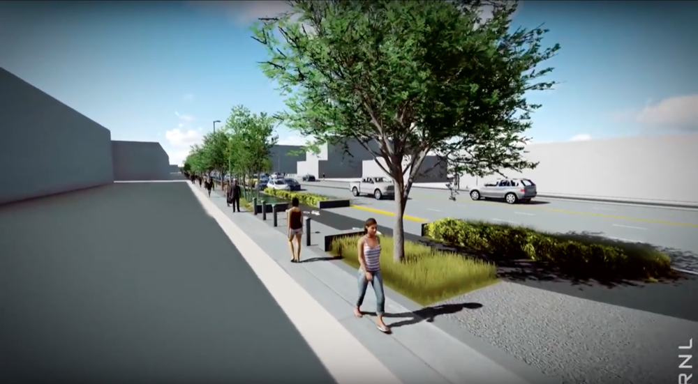 This could be you on the new Brighton Boulevard. (RNL/City of Denver)