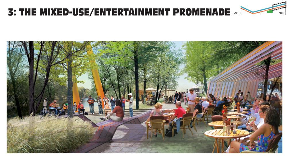 RiNo Promenade concept (City of Denver)