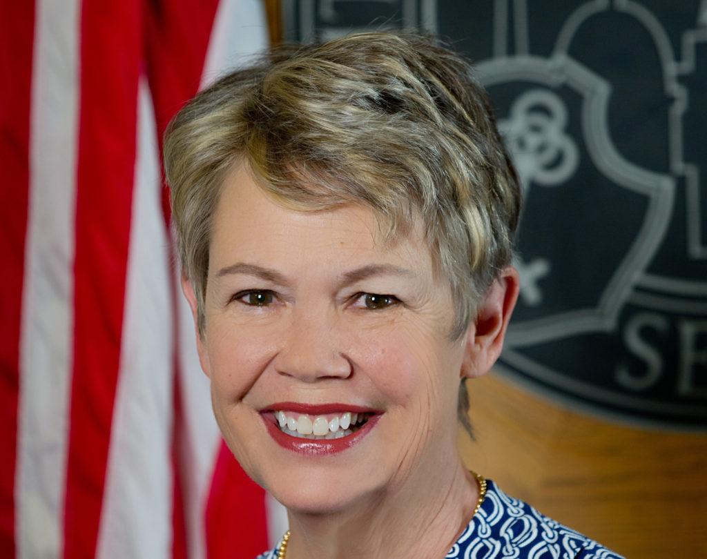 Mary Beth Susman. (Courtesy of Denver Government)