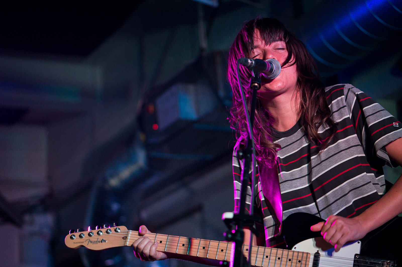 Courtney Barnett. (Paul Hudson/Flickr)