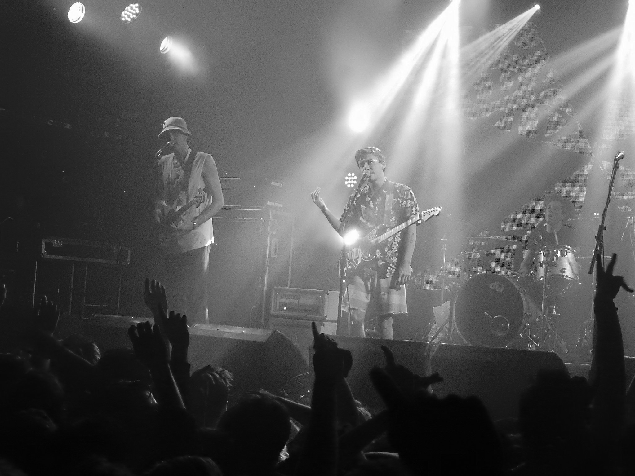 FIDLAR in London in 2015. (Drew de F Fawkes/Flickr)