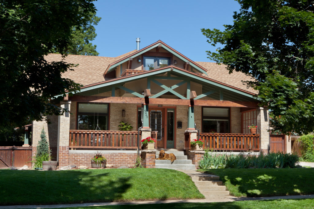 """2510 S. Lowell Boulevard won an award in the """"This Is Home"""" category of the Mayor's Design Awards. (Denver CPD)"""