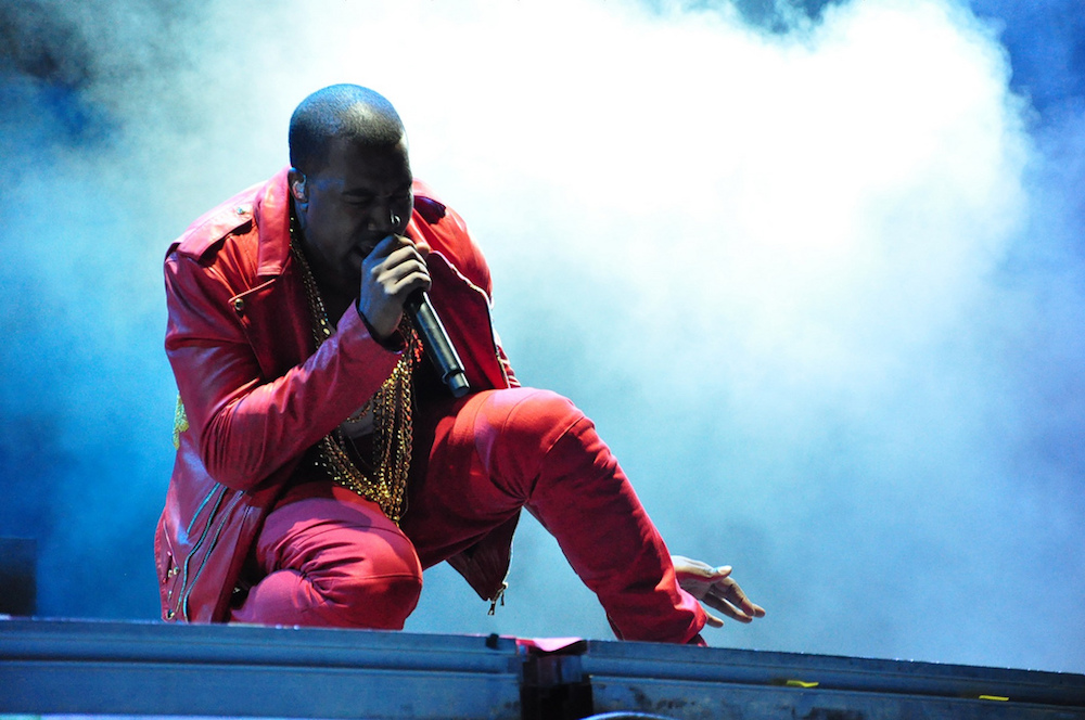Kanye West won't play in Denver. (Rodrigo Ferrari/Flickr)