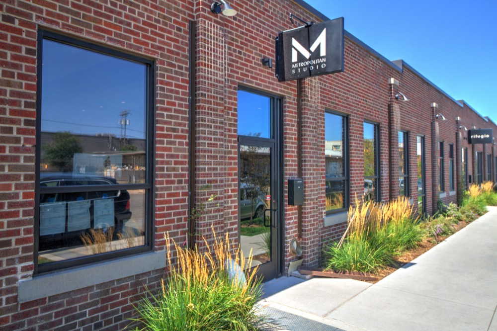 """Bindery on Blake won an award in the """"Back to the Future"""" category of the 2016 Mayor's Design Awards. (Denver CPD)"""