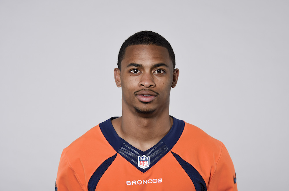 This is a 2015 photo of Lorenzo Doss of the Denver Broncos NFL football team. This image reflects the Denver Broncos active roster as of June 8, 2015  when this image was taken. (AP Photo)