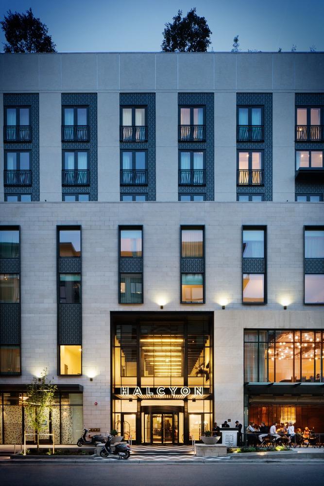 "Halcyon won an award in the ""Neighborhood Gem"" category of the 2016 Mayor's Design Award. (Denver CPD)"