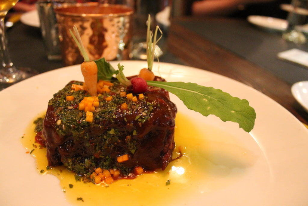 Shortrib  at The Nickel, 1100 14th St. (Ashley Dean/Denverite)