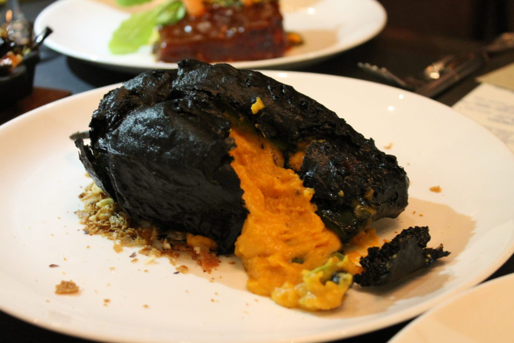 Sweet potato at The Nickel