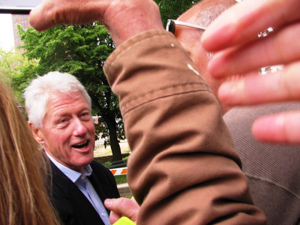 Bill Clinton in 2012 (WisPolitics/Flickr)