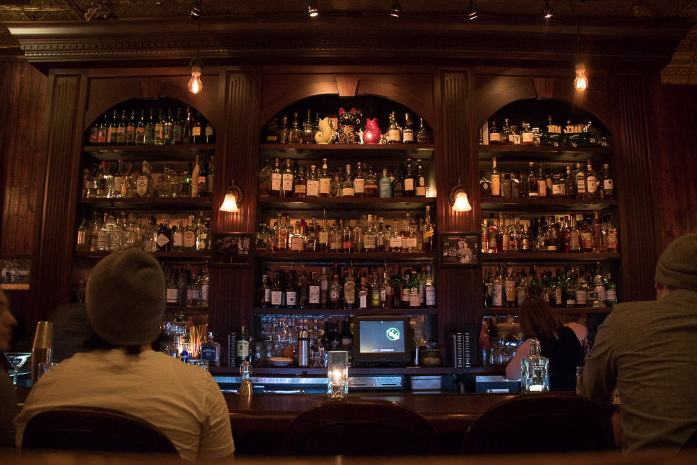 These are the best bars to celebrate your 21st Amendment. (Chloe Aiello/Denverite)  Prohibition; speakeasy; bar; Colfax