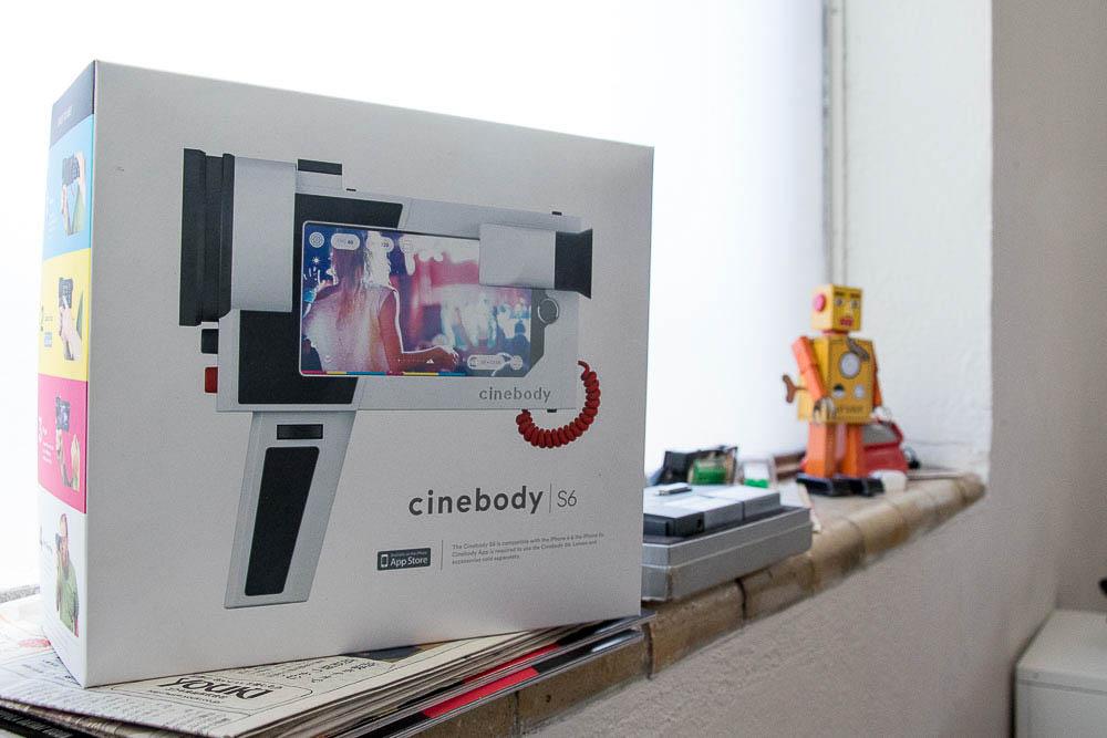 Lumenati co-founder Scott McDonald at his company's new workspace. (Chloe Aiello/Denverite)