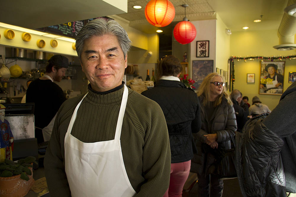 Zoe Ma Ma CEO Edwin Zoe in his Boulder location. (Kevin J. Beaty/Denverite)  zoe ma ma; food; restaurant; denver; colorado; union station; denverite; kevinjbeaty
