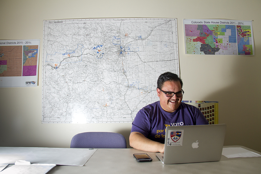 Victor Galvan. (Kevin J. Beaty/Denverite)  immigration; daca; undocumented; denver; denverite; colorado; kevinjbeaty;