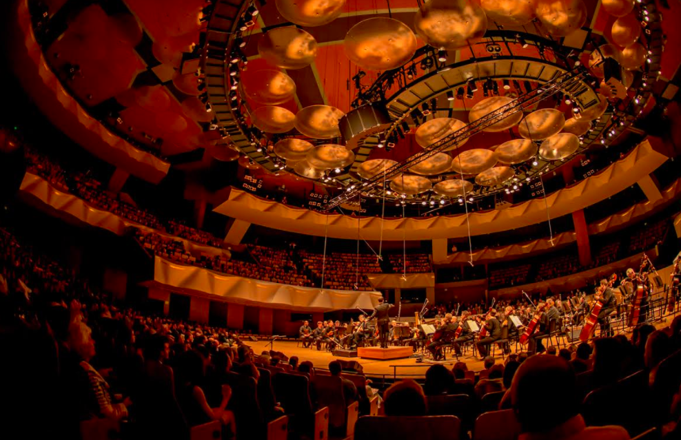 Boettcher Concert Hall. (Courtesy of the CSO)