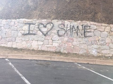 For the love of Shane. (Jefferson County)