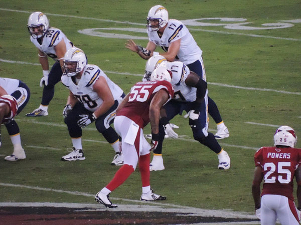 Philip Rivers and the Chargers are moving to Los Angeles. (FF Swami/Flickr)