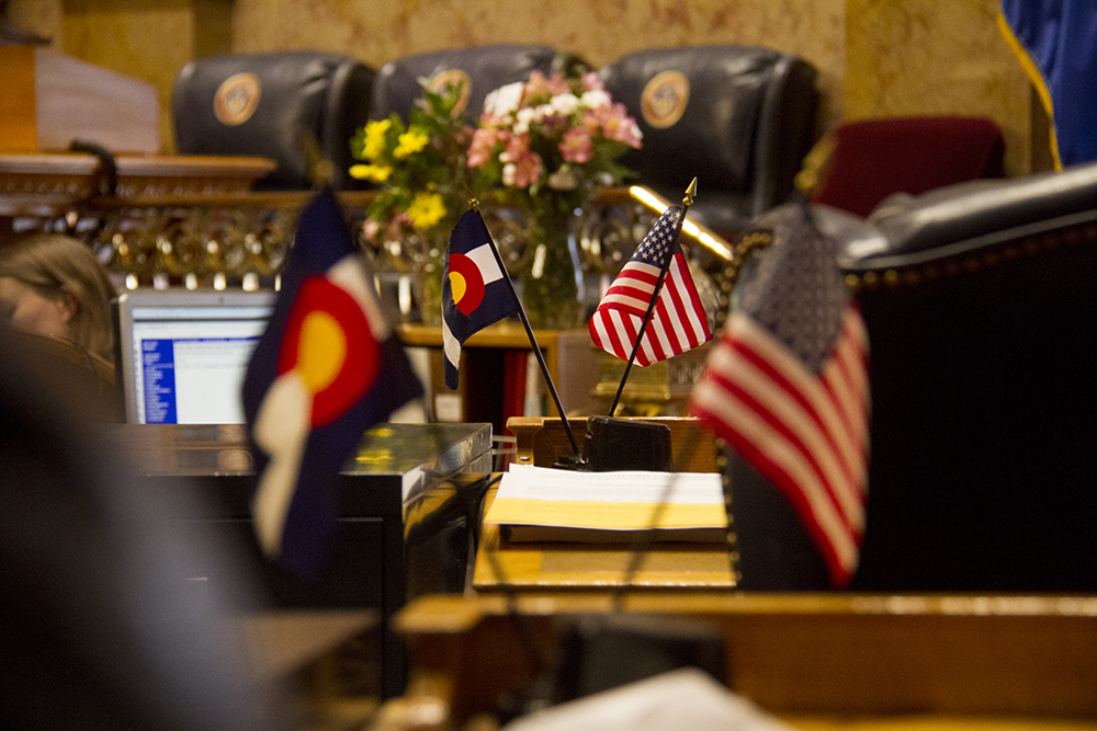The first day of the Colorado state legislative session. Jan 11, 2017. (Kevin J. Beaty/Denverite)  legislature; copolitics; politics; legislative session; capitol; kevinjbeaty; denver; denverite; colorado;