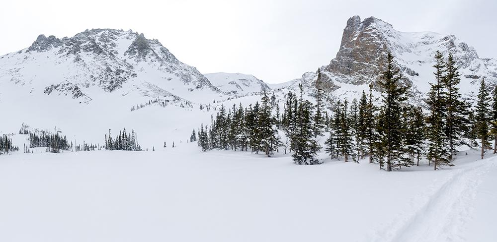 Rocky Mountain National Park. Jan. 15, 2017. (Kevin J. Beaty/Denverite)