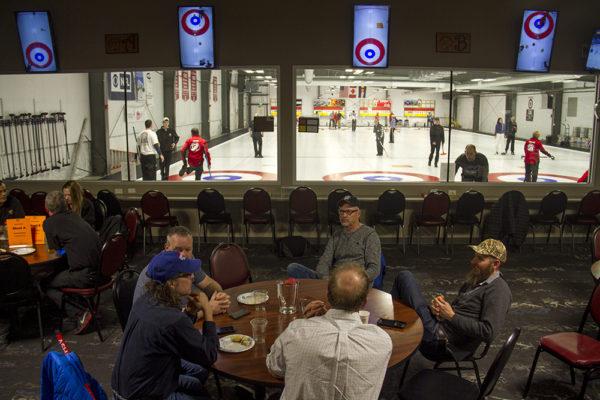The Denver Curling Club in Golden, Jan. 18, 2017. (Kevin J. Beaty/Denverite)  curling; denver curling club; sports; kevinjbeaty; denver; denverite; colorado;