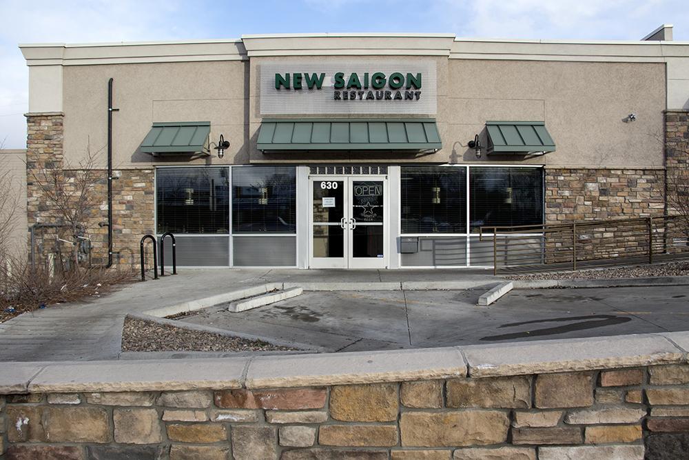 Restaurants on Federal Boulevard. (Chloe Aiello/Denverite)  restaurant; food; federal boulevard; south federal; denver; colorado; denverite; vietnamese food; mexican food; chloe aiello