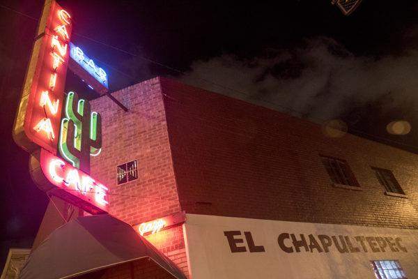 El Chapultepec. (Kevin J. Beaty/Denverite)  historic; history; bars; nightlife; drinking; kevinjbeaty; denverite; colorado; denver; food;