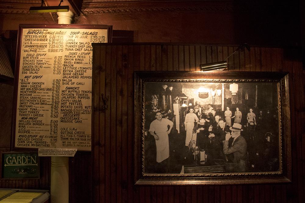 My Brother's Bar. (Kevin J. Beaty/Denverite)  historic; history; bars; nightlife; drinking; kevinjbeaty; denverite; colorado; denver; food;