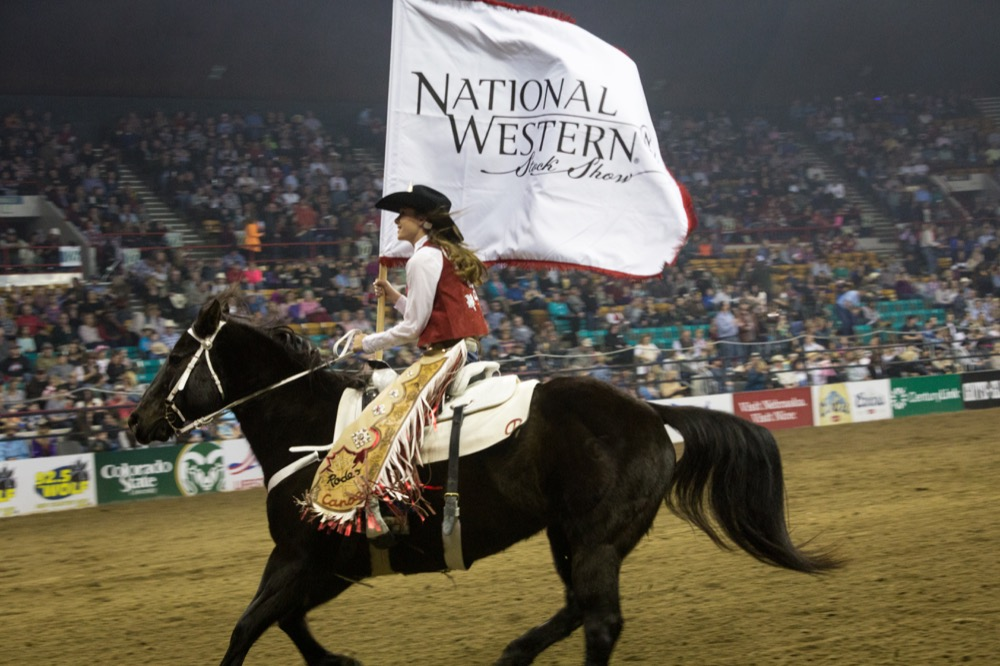 The 2017 National Western Stock Show kicks off Saturday in Denver. (Courtesy of the National Western Stock Show)