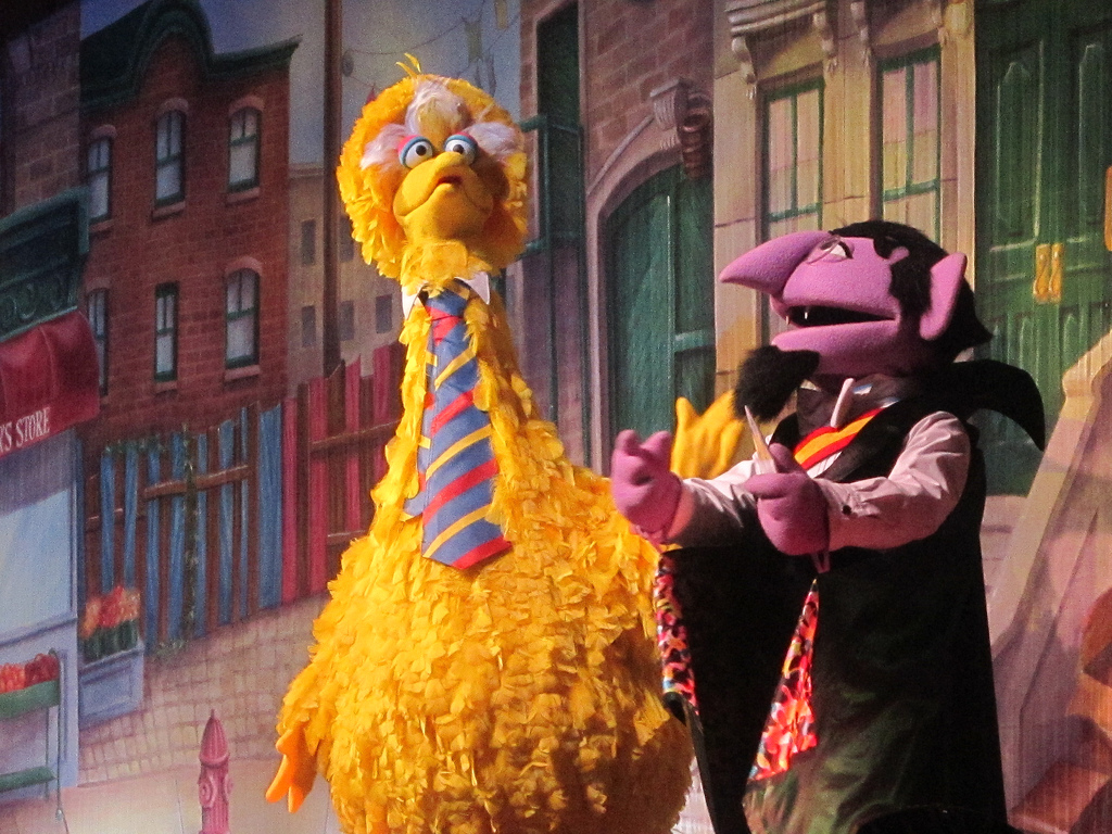 A life-sized Big Bird figure is missing in Fort Collins. (Selena N.B.H./Flickr)