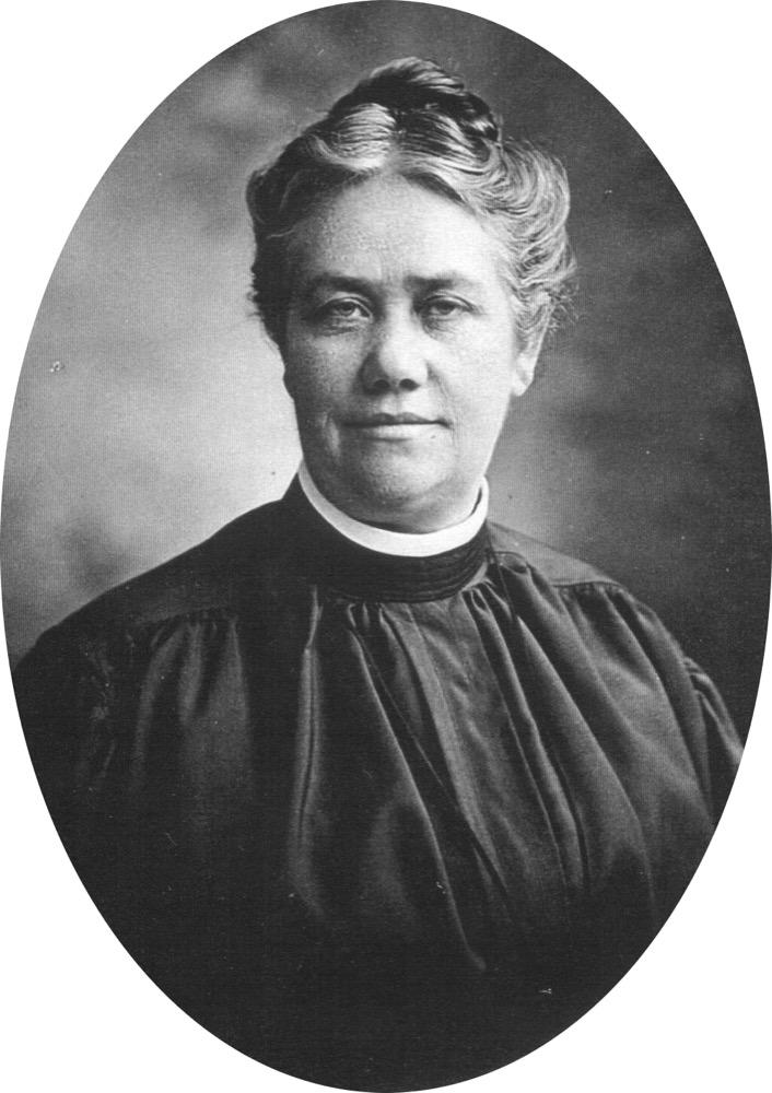 Alma White (Public domain)