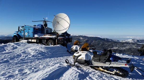 A portable Doppler radar system. (Courtesy Katja Friedrich)