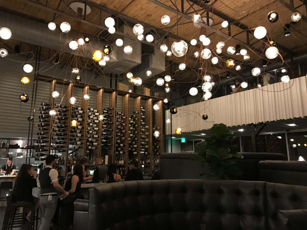 Inside the new location of Il Posto at 26th and Larimer. (Ashley Dean/Denverite)