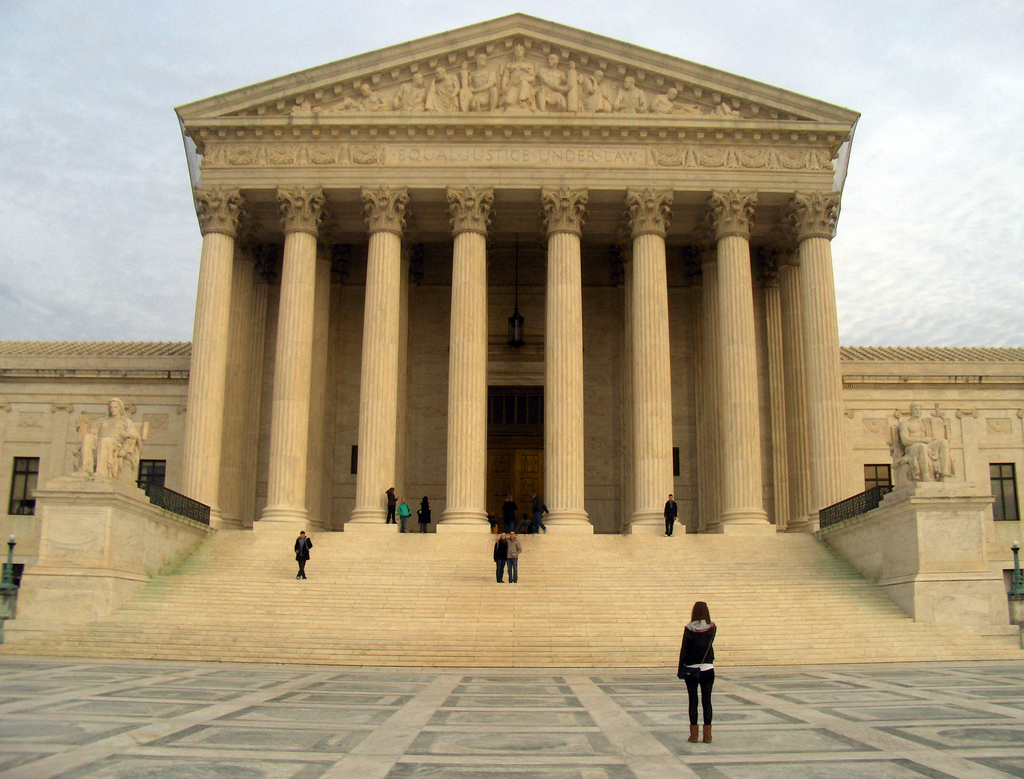 U.S. Supreme Court (Josh Berglund/Flickr)