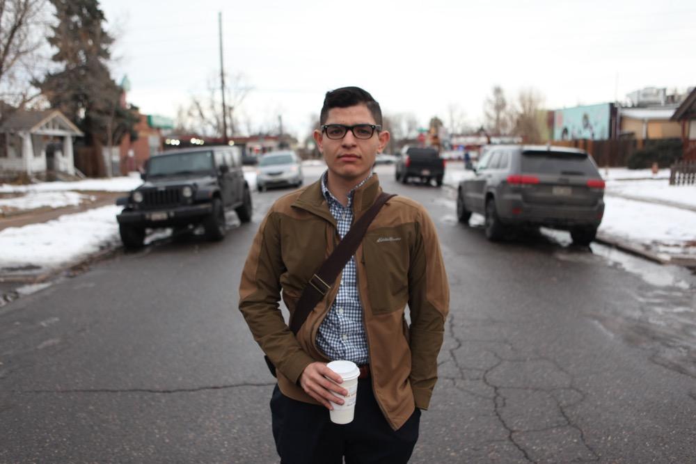 Marco Dorado. (Andrew Kenney/Denverite)
