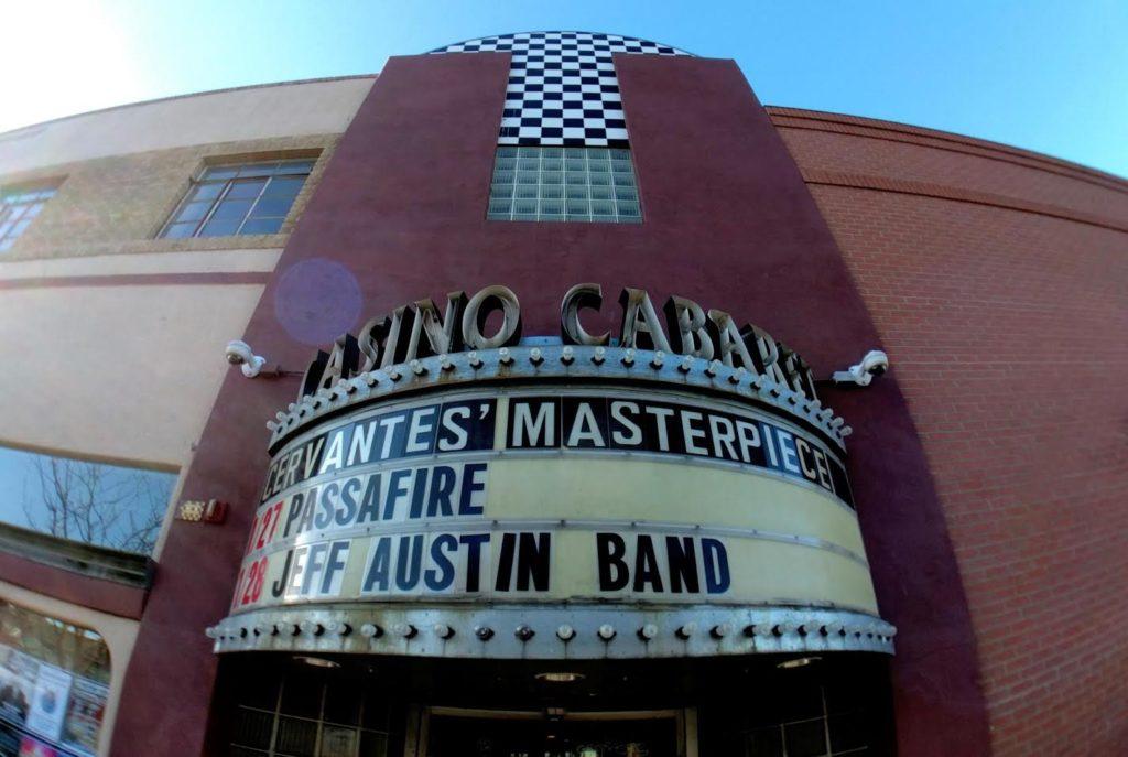 Cervantes Masterpiece Ballroom was once the Casino Cabaret. (Kevin J. Beaty/Denverite)