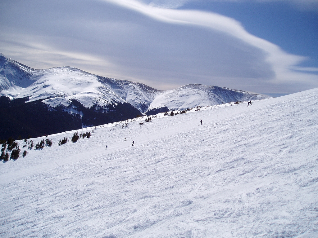 The Parsenn Bowl at Winter Park Resort. (Greg Younger/Flickr/CC BY-SA 2.0)