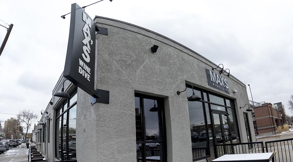 Max's Wine Dive on 7th Avenue. (Kevin J. Beaty/Denverite)  food; restaurants; bars; nightlife; kevinjbeaty; denver; denverite; colorado;