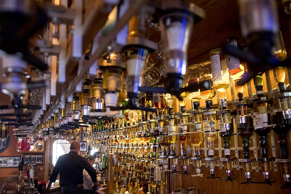 Pints Pub on 13th Avenue. (Kevin J. Beaty/Denverite)