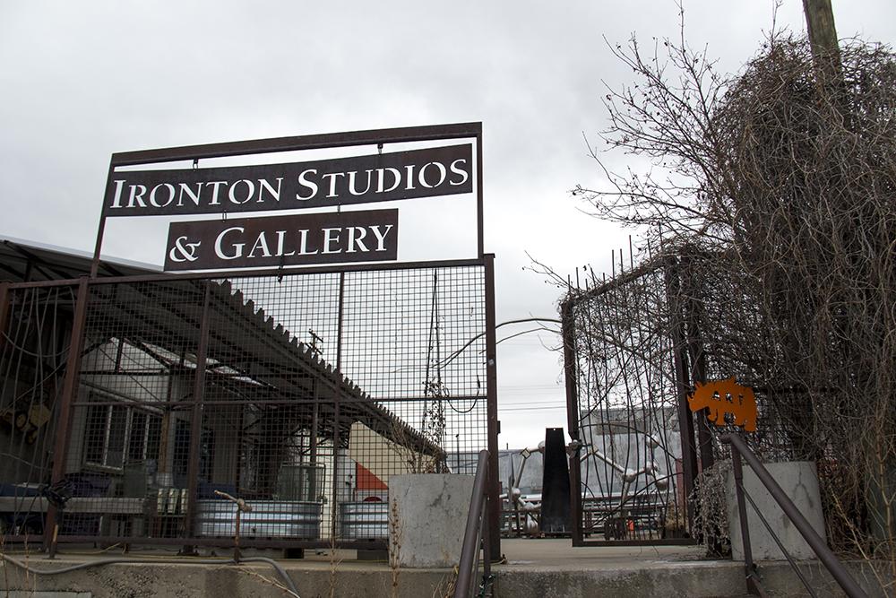 The Ironton Studios and Gallery, RiNo. (Kevin J. Beaty/Denverite)  rino; denver; colorado; kevinjbeaty; denverite;