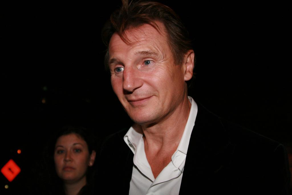 The actor Liam Neeson. (Karen Soto/Flickr via CC)
