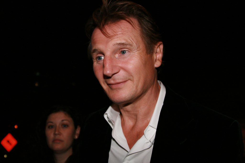The actor Liam Neeson. (Karen Soto/Flickr via CC)